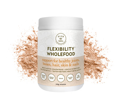 Flexibility Wholefood - The Organic Facialist