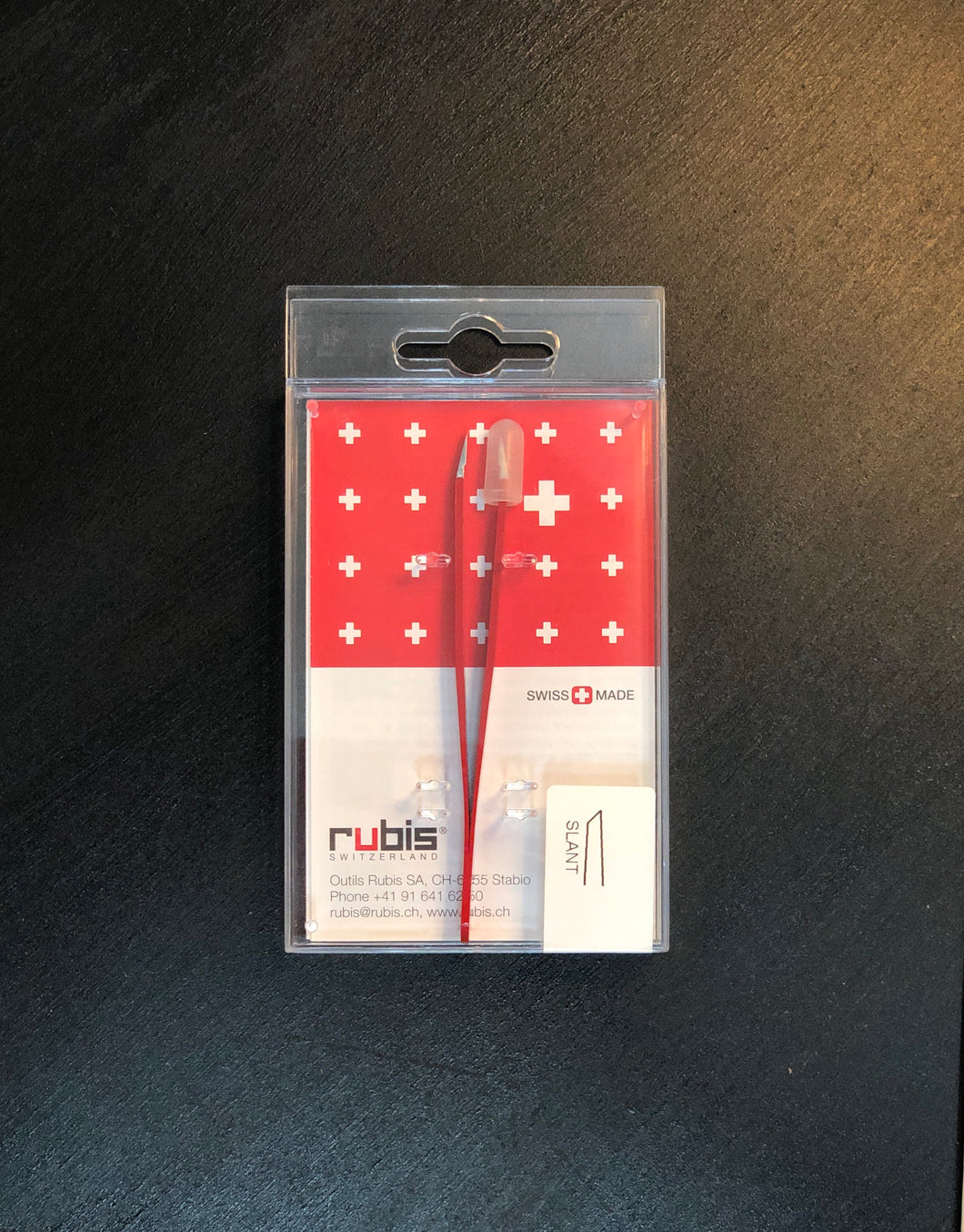 Rubis Tweezers - The Organic Facialist