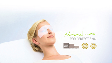 Add on | epi nouvelle+ naturelle 'microbiome' eye mask