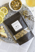 No.1 Green Goddess Detox - The Organic Facialist