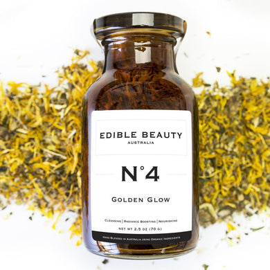 No.4 Golden Glow - The Organic Facialist