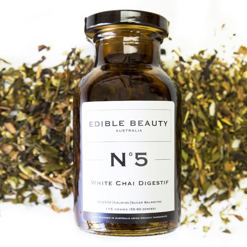 No.5 White Chai - The Organic Facialist
