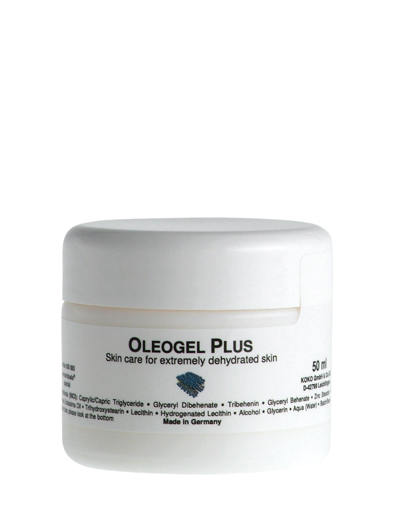 Oleogel Plus - The Organic Facialist