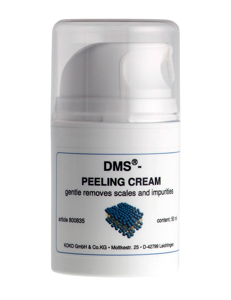 DMS® Peeling Cream - The Organic Facialist