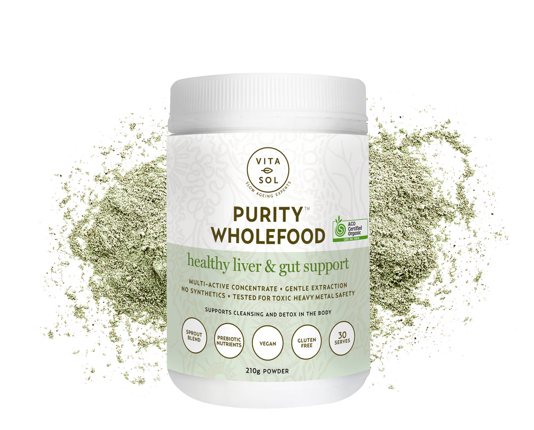 Purity Wholefood - The Organic Facialist