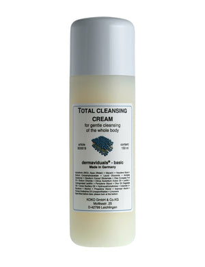 Total Cleansing Cream - The Organic Facialist