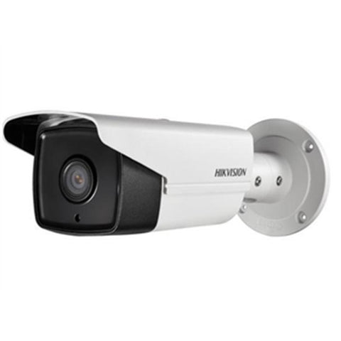 The DS-2CD2T22WD is an outdoor EXIR bullet network camera
