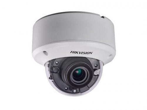 Hikvision 3MP TVI Dome Camera, 2.8-12mm