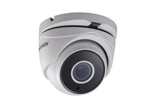 Hikvision 3MP TVI Outdoor Turret Camera 2.8-12mm