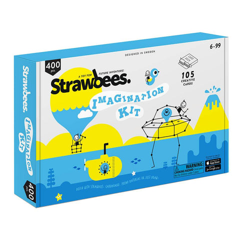 Strawbees - Imagination Kit-Lilypond Kids