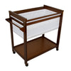 Bebe Care Crib - Walnut - Lilypond Kids