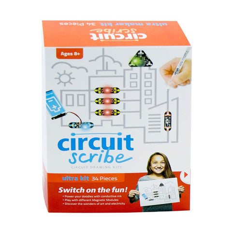 Circuit Scribe Ultra Kit-Lilypond Kids