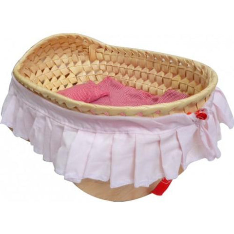 Rock A Baby Doll Cradle-Lilypond Kids