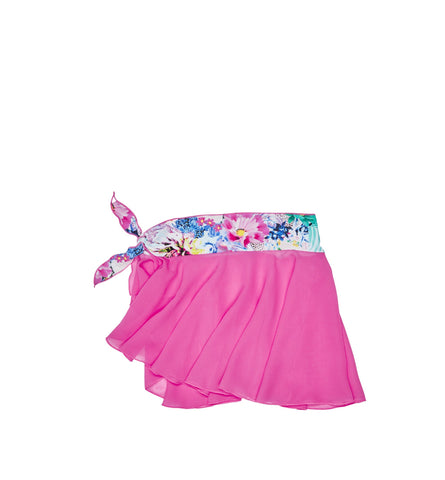 Paradise Matching Wrap Skirt-Lilypond Kids