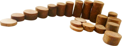 Tree Counting Set - 70 Pieces-Lilypond Kids