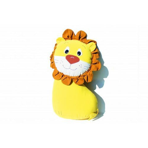Lion Cuddling Cushion-Lilypond Kids