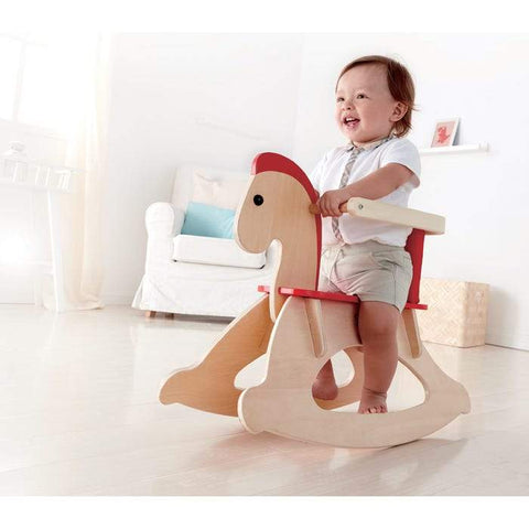 Hape Grow-with-me Rocking Horse-Lilypond Kids