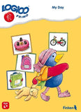LOGICO Primo Starter Package: 3 books and 1 board (Ages 4-6)-Lilypond Kids