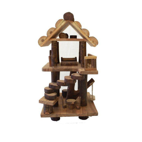 Cottage Doll house-Lilypond Kids
