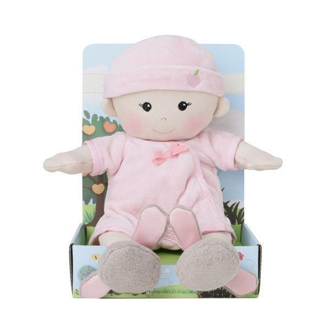 Apple Park Organic Baby Doll - Girl - Lilypond Kids