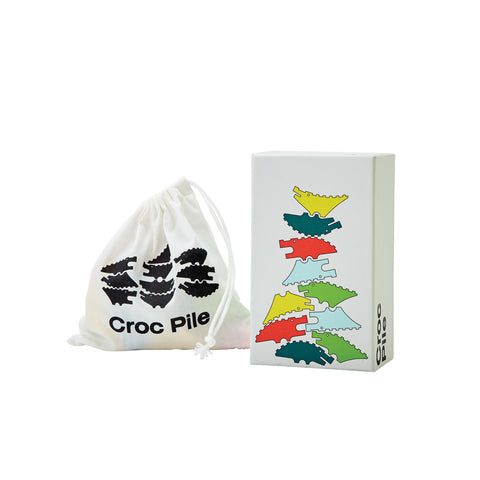 Croc Pile Mini Toy-Lilypond Kids