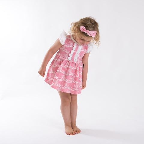 Enchanted Meadow Dress - Lilypond Kids