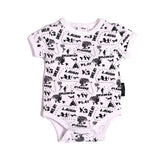Enchanted Mono Map Onesie-Lilypond Kids