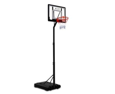 Adjustable Portable Basketball Stand - 95L Base-Lilypond Kids