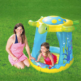 Bestway Swimming Pool Kids Play Pools Above Ground Toys Inflatable-Lilypond Kids