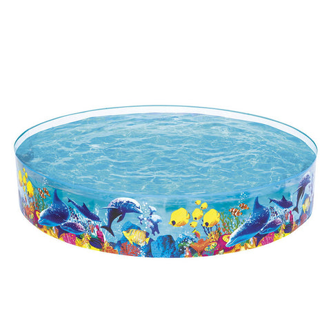 Bestway Play Pool Fun Odyssey Above Ground Kids-Lilypond Kids