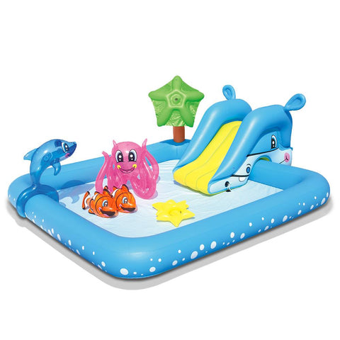 Bestway Fantastic Aquarium Pool-Lilypond Kids