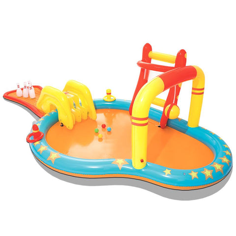 Bestway Lil' Champ Play Centre-Lilypond Kids