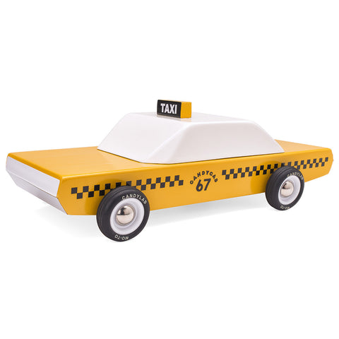 Candycab Toy Taxi Car-Lilypond Kids