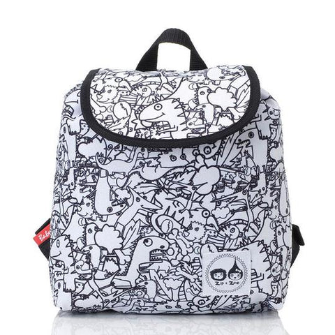Colour & Wash Backpack - Dino-Lilypond Kids