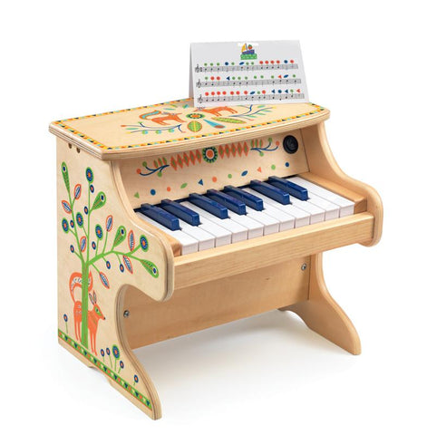 Animambo Electronic 18 Key Piano-Lilypond Kids