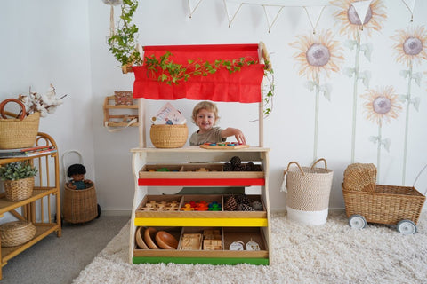 2 in 1 Children's Shop and Theatre-Lilypond Kids