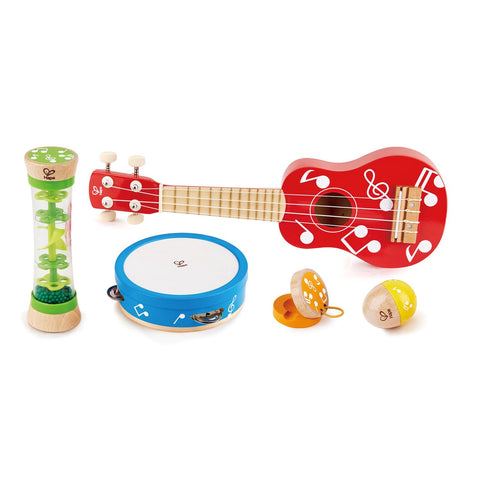 Hape Mini Band Set-Lilypond Kids
