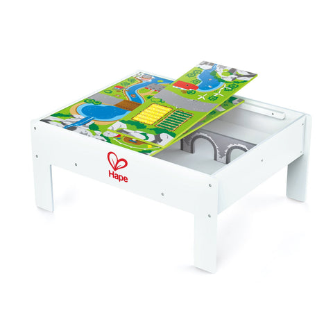 Reversible Train Storage Table-Lilypond Kids