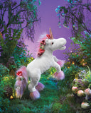 Music Box Unicorn Puppet-Lilypond Kids