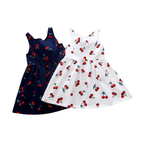 Cotton Baby Sundress Multi-Print (24 months)-Lilypond Kids