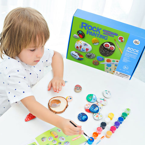 Rock Painting Kit-Lilypond Kids