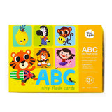 ABC - Ring Flash Cards-Lilypond Kids