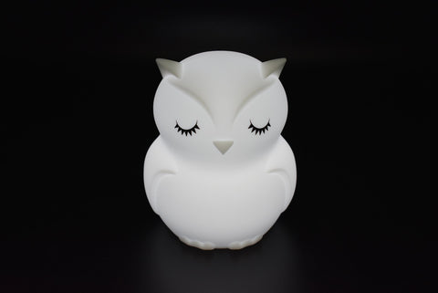 Bedtime Buddy Blinky The Owl Night Light-Lilypond Kids