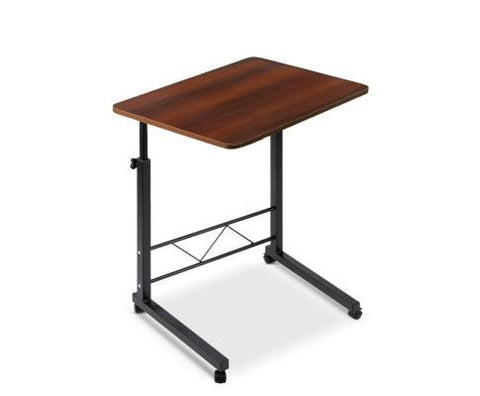Mobile Laptop Desk Dark Wood-Lilypond Kids
