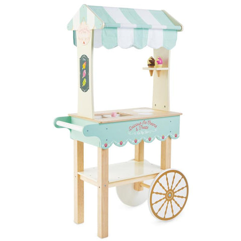 Honeybake Ice Cream and Treats Trolley-Lilypond Kids