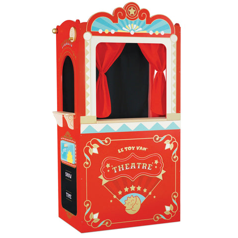 Honeybake Showtime Puppet Theatre-Lilypond Kids