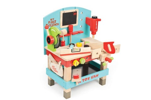 My First Tool Bench-Lilypond Kids