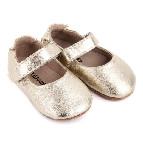 Pre-walker Lady Jane in Gold-Lilypond Kids