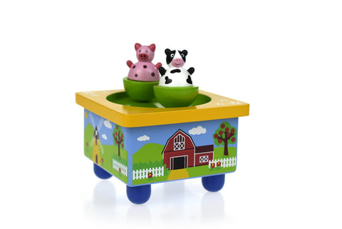 Farm Music Box-Lilypond Kids