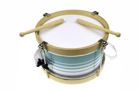 Classic Calm Marching Drum Spring Green-Lilypond Kids